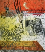 Aunt's room - Africa III